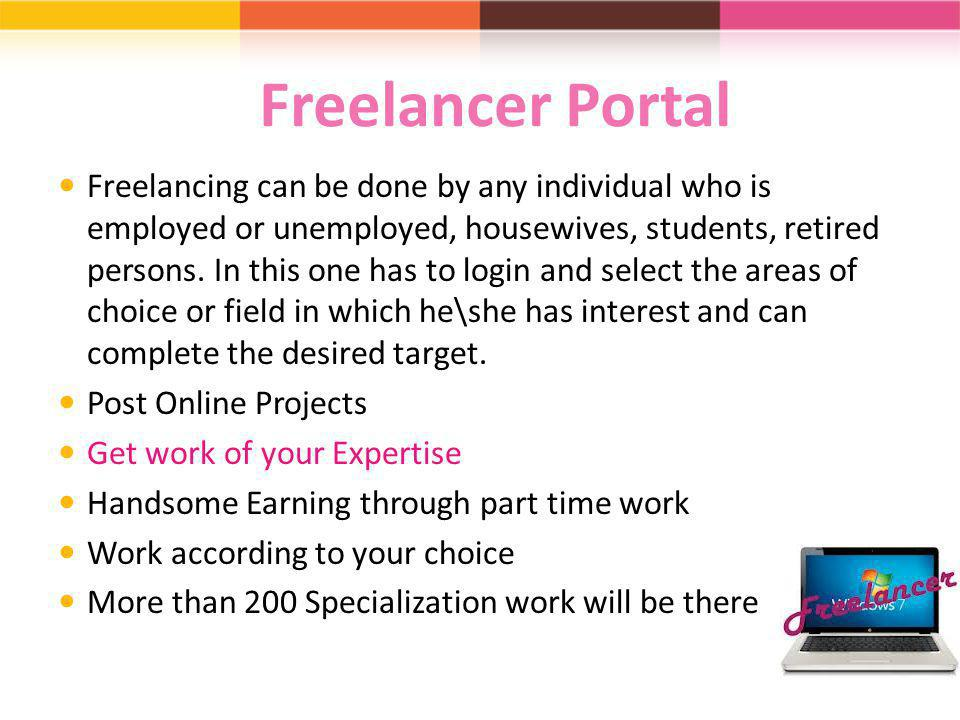 Freelancer Portal