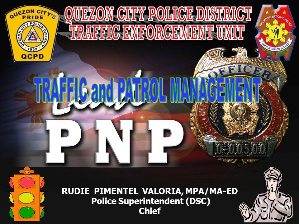 QUEZON CITY POLICE DISTRICT TRAFFIC ENFORCEMENT UNIT