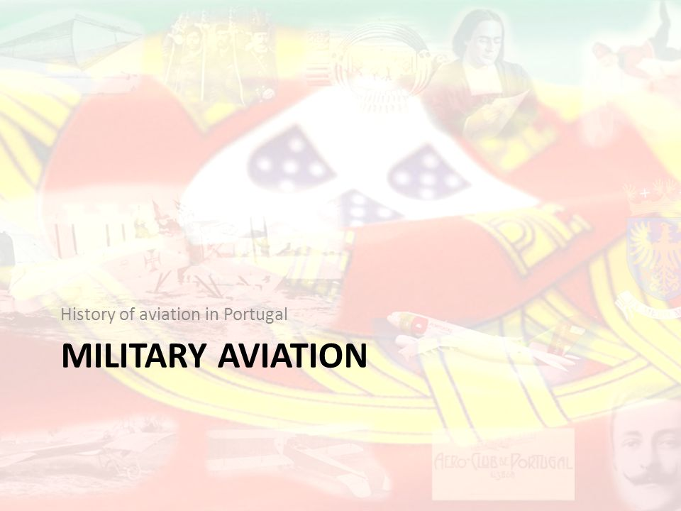 History of aviation in Portugal