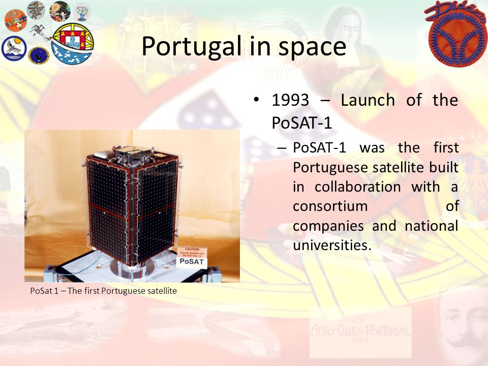 Portugal in space 1993 – Launch of the PoSAT-1