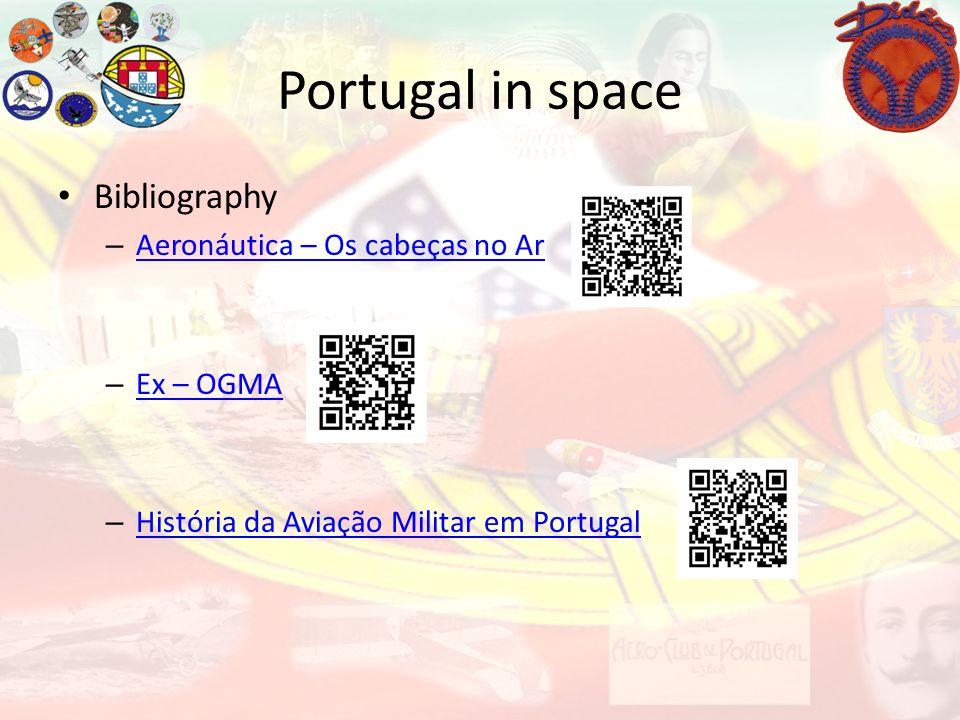 Portugal in space Bibliography Aeronáutica – Os cabeças no Ar