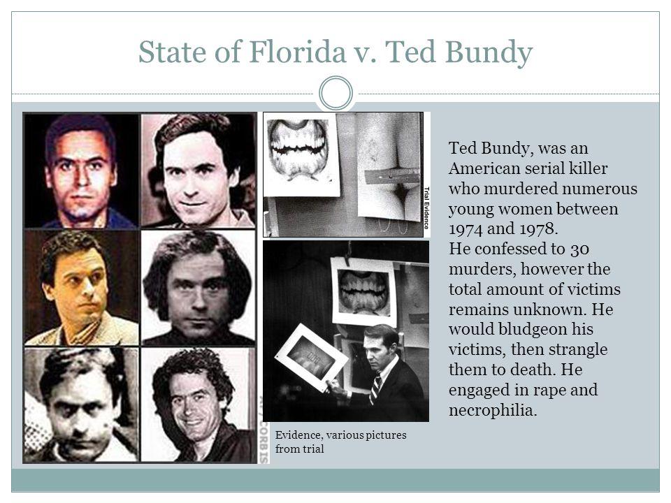 State of Florida v. Ted Bundy