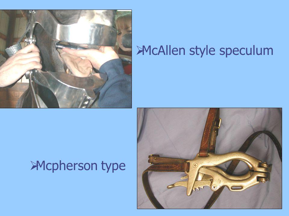 McAllen style speculum