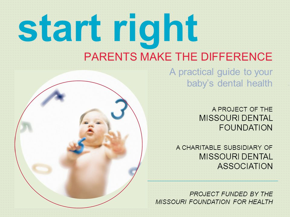 start right PARENTS MAKE THE DIFFERENCE