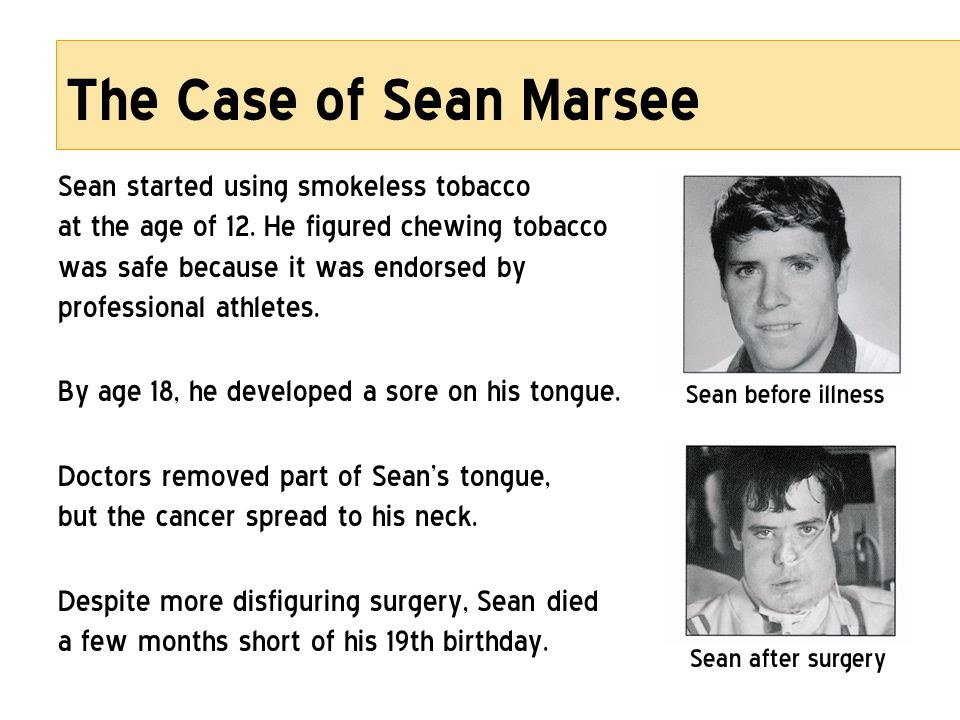 The Case of Sean Marsee