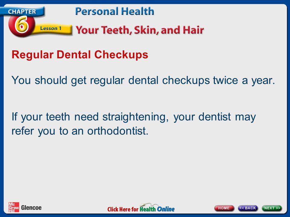 Regular Dental Checkups