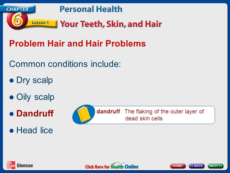 Problem Hair and Hair Problems