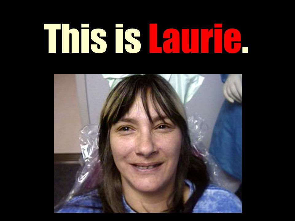 This is Laurie.