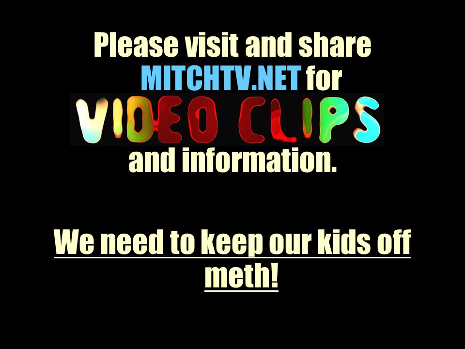 Please visit and share MITCHTV.NET for