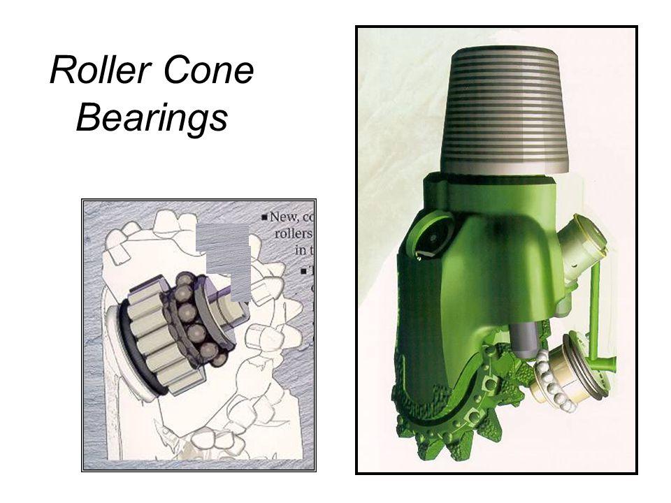 Roller Cone Bearings