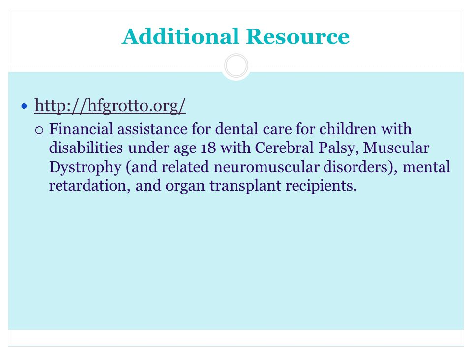 Additional Resource http://hfgrotto.org/