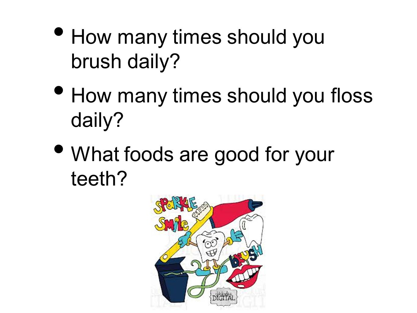 How many times should you brush daily