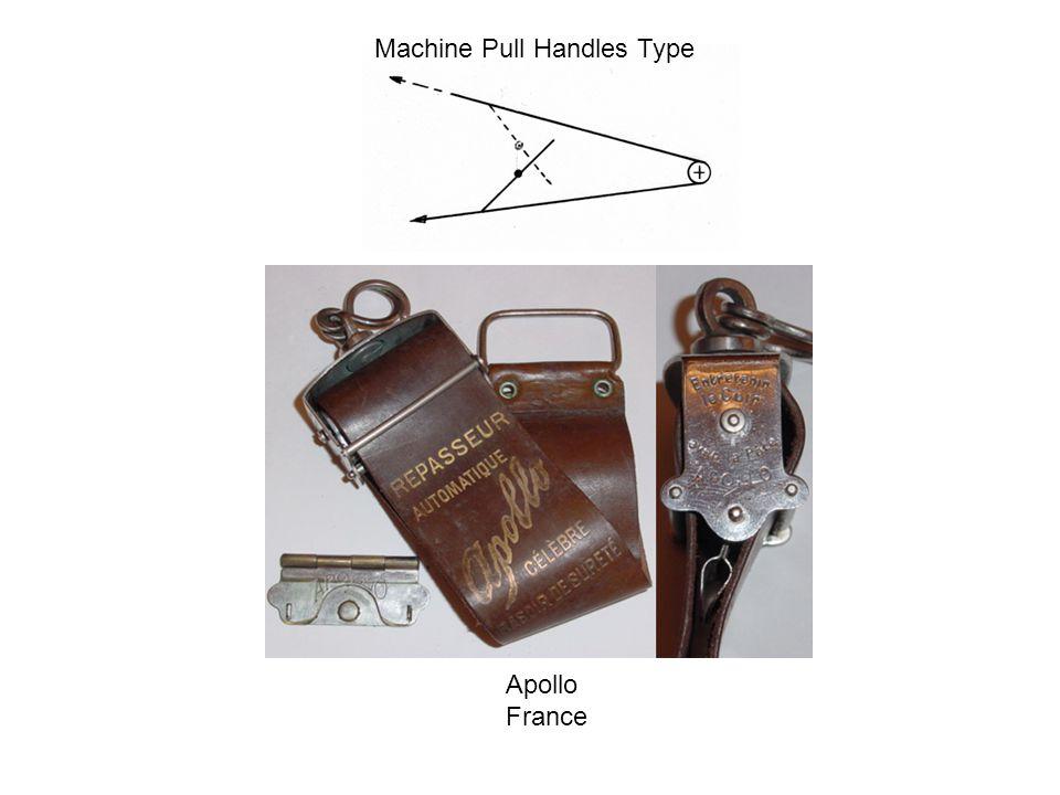 Machine Pull Handles Type