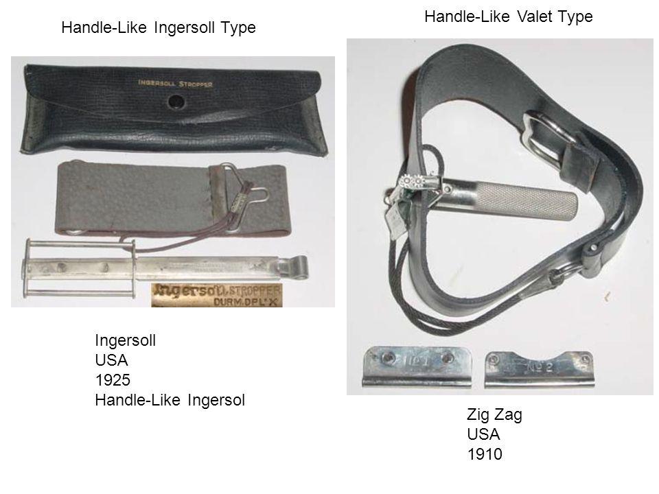 Handle-Like Ingersoll Type