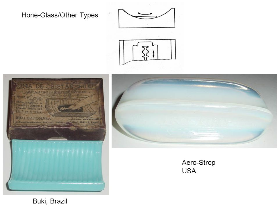 Hone-Glass/Other Types