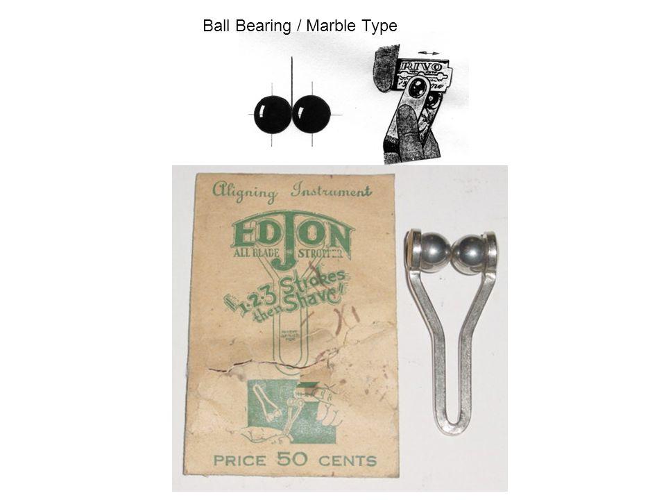 Ball Bearing / Marble Type