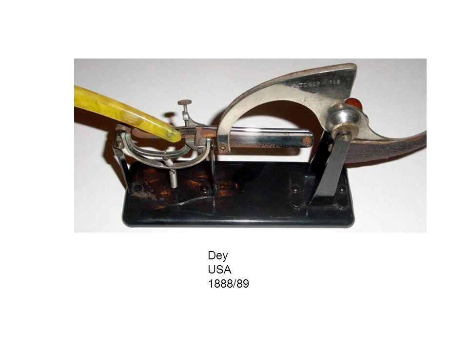 Dey USA 1888/89