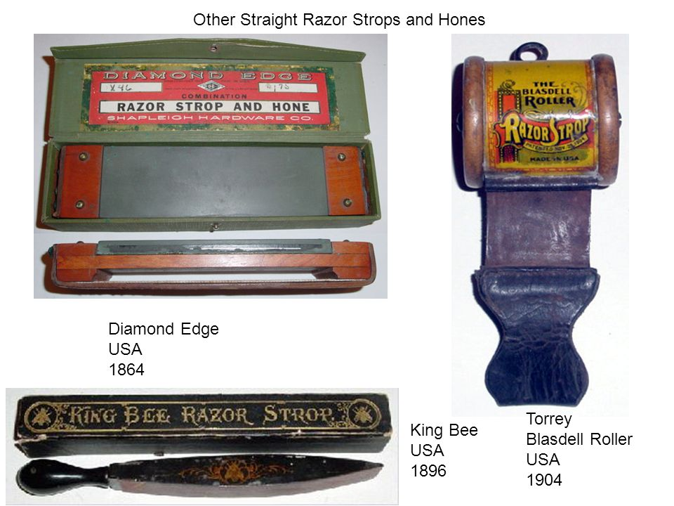 Other Straight Razor Strops and Hones