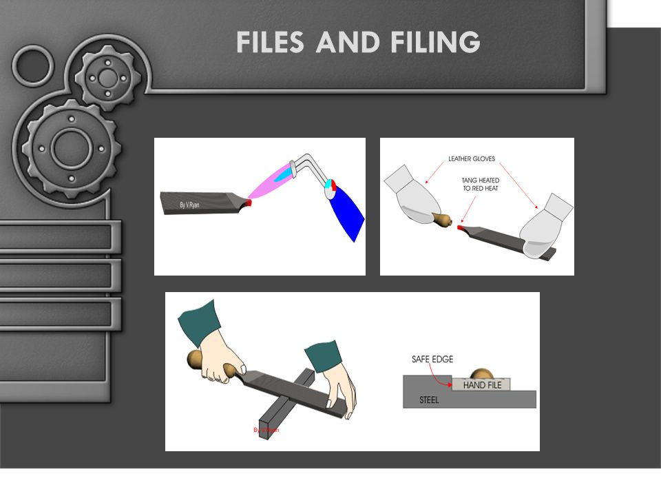 FILES AND FILING
