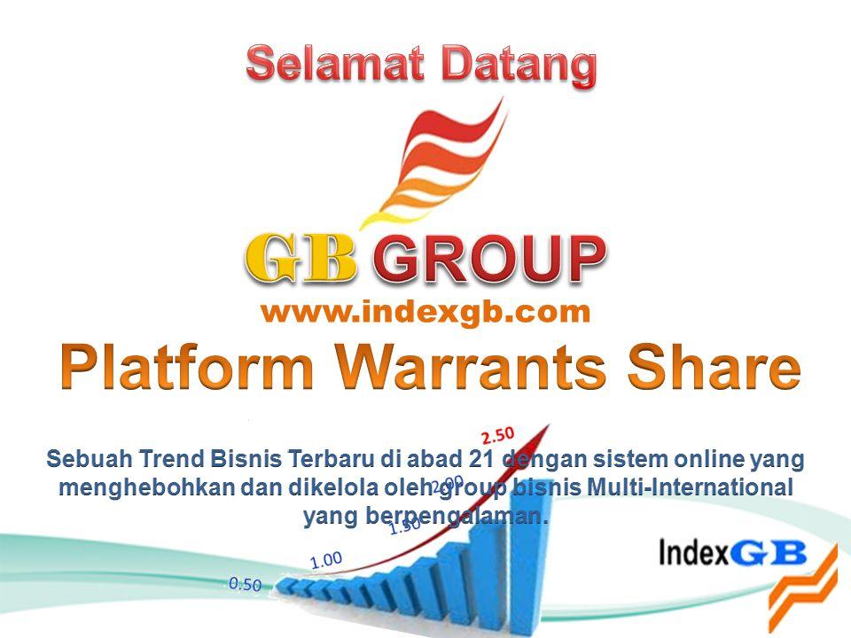 Platform Warrants Share