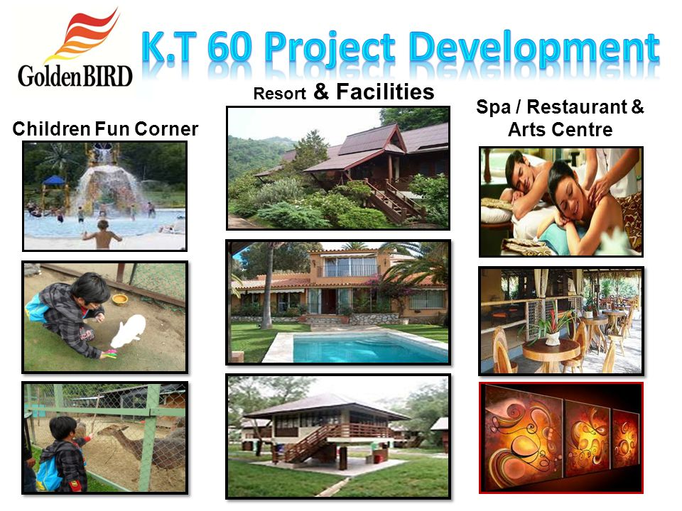 K.T 60 Project Development Spa / Restaurant & Arts Centre