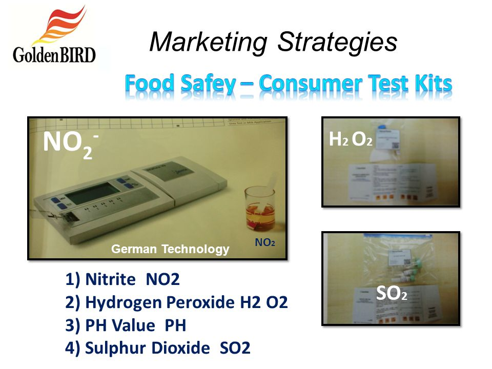 Food Safey – Consumer Test Kits