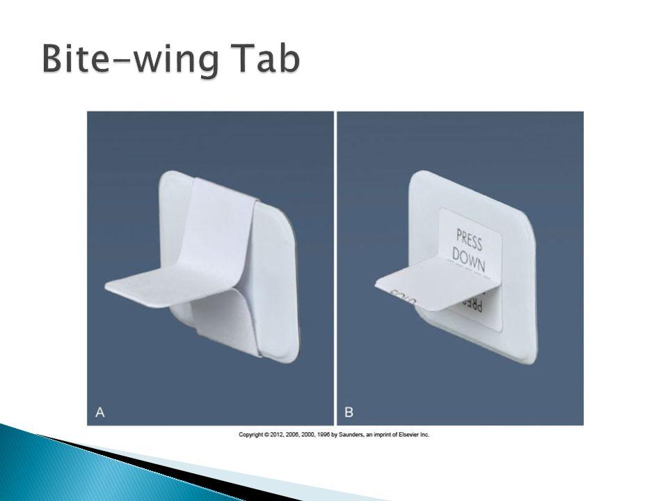 Bite-wing Tab