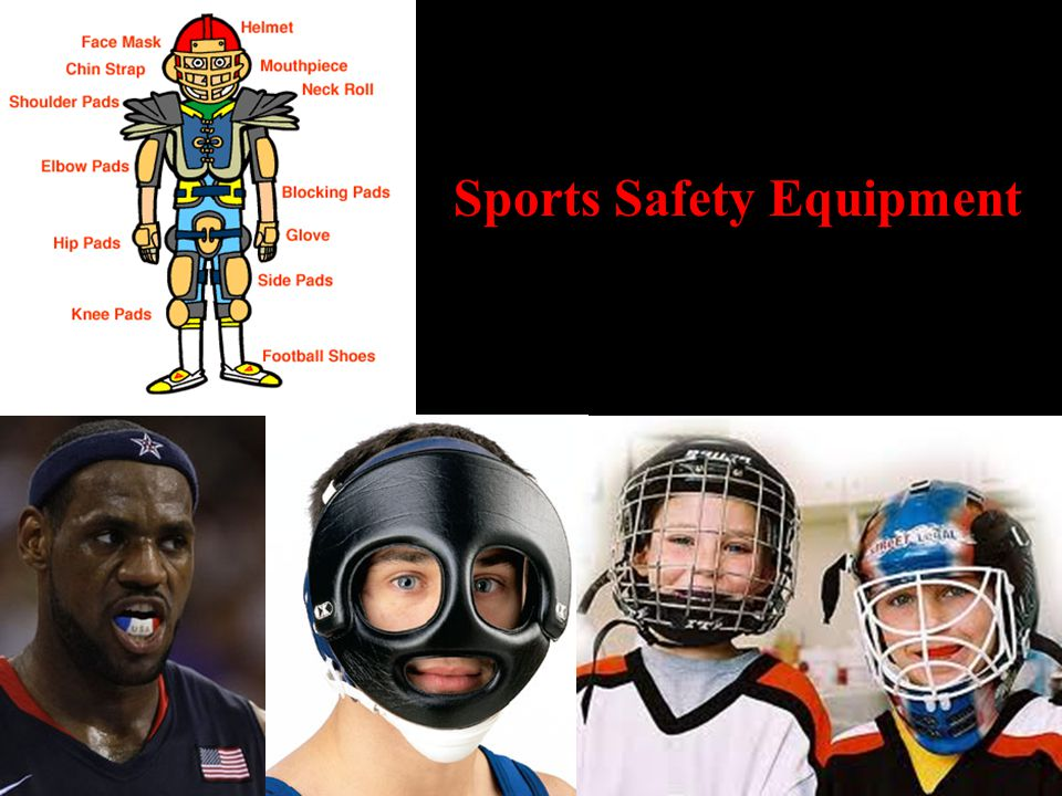 Sports Safety Equipment