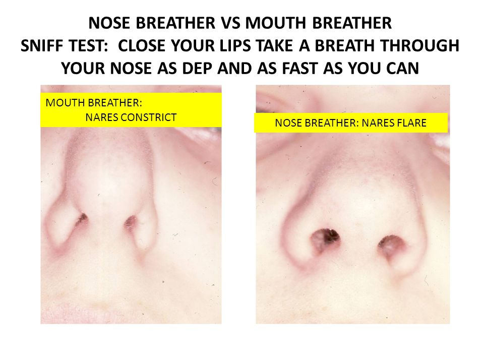NOSE BREATHER: NARES FLARE
