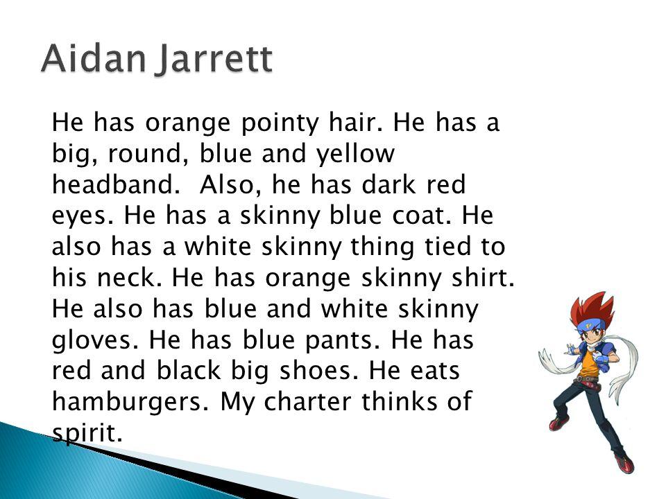 Aidan Jarrett