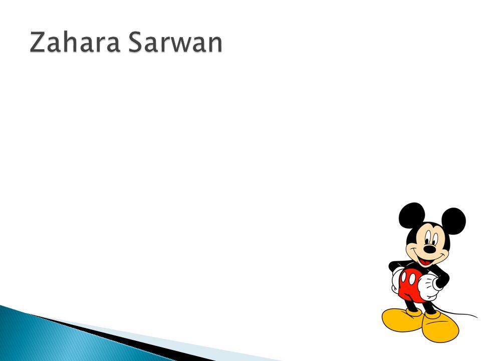 Zahara Sarwan