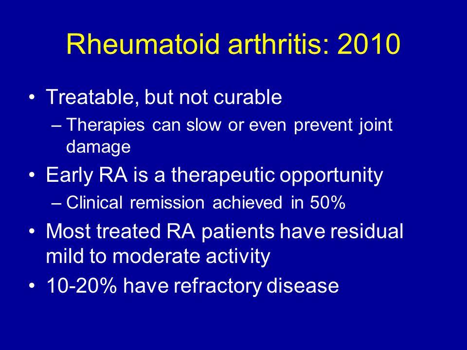 alternative therapies for rheumatoid arthritis
