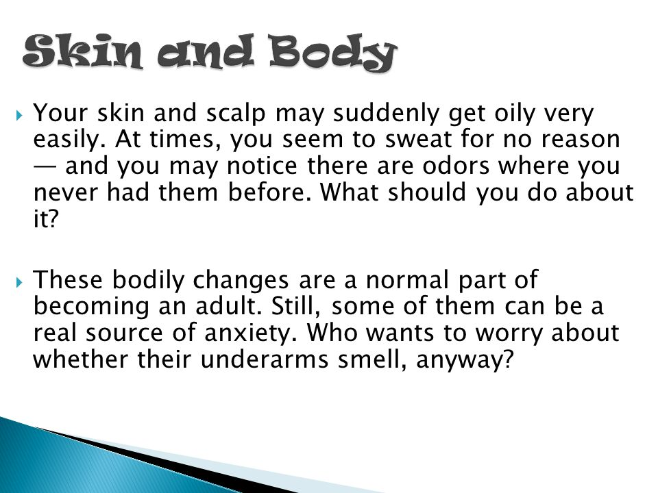 Skin and Body