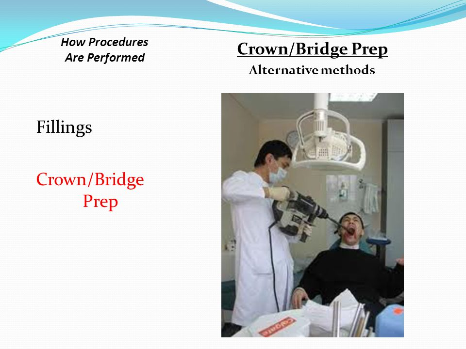 How Procedures Are Performed