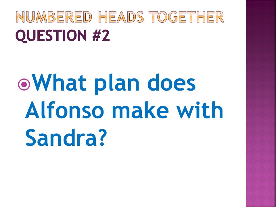 Numbered Heads Together Question #2