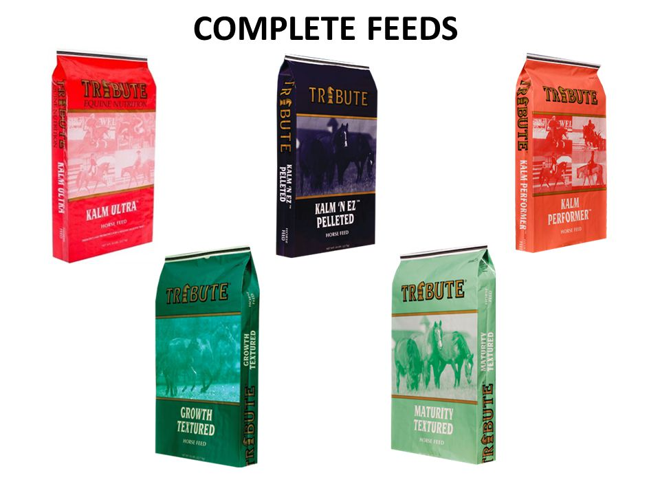 COMPLETE FEEDS