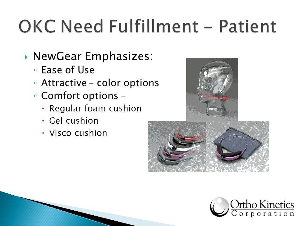 OKC Need Fulfillment - Patient