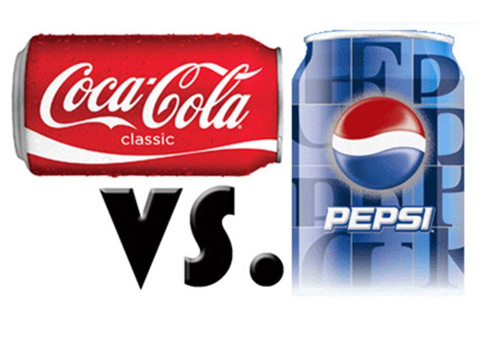 Cola Wars of the mid-70's onward