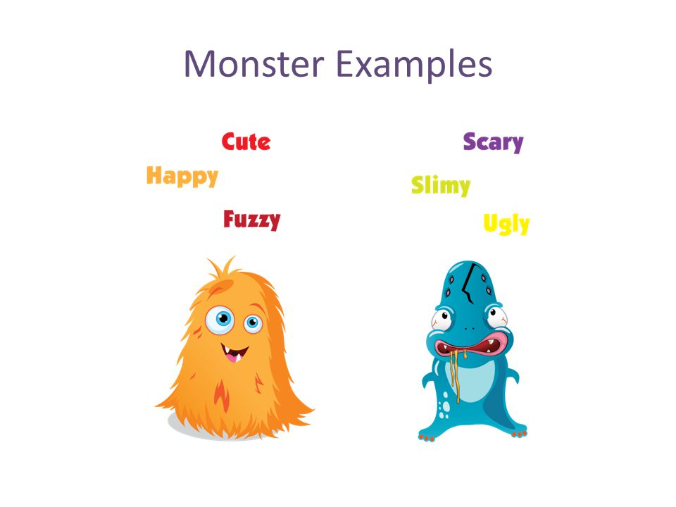 Monster Examples