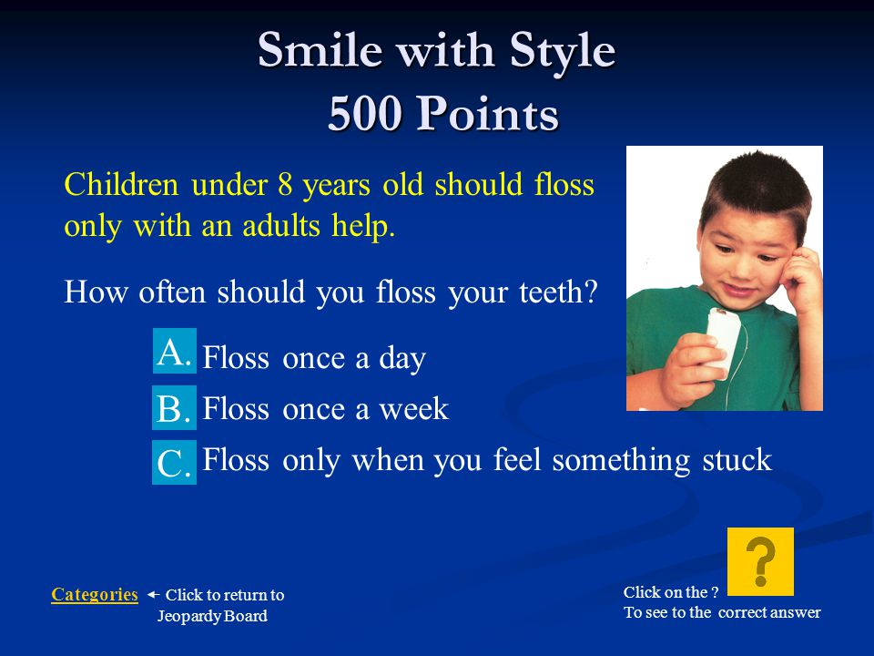 Smile with Style 500 Points