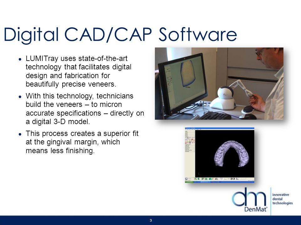 Digital CAD/CAP Software