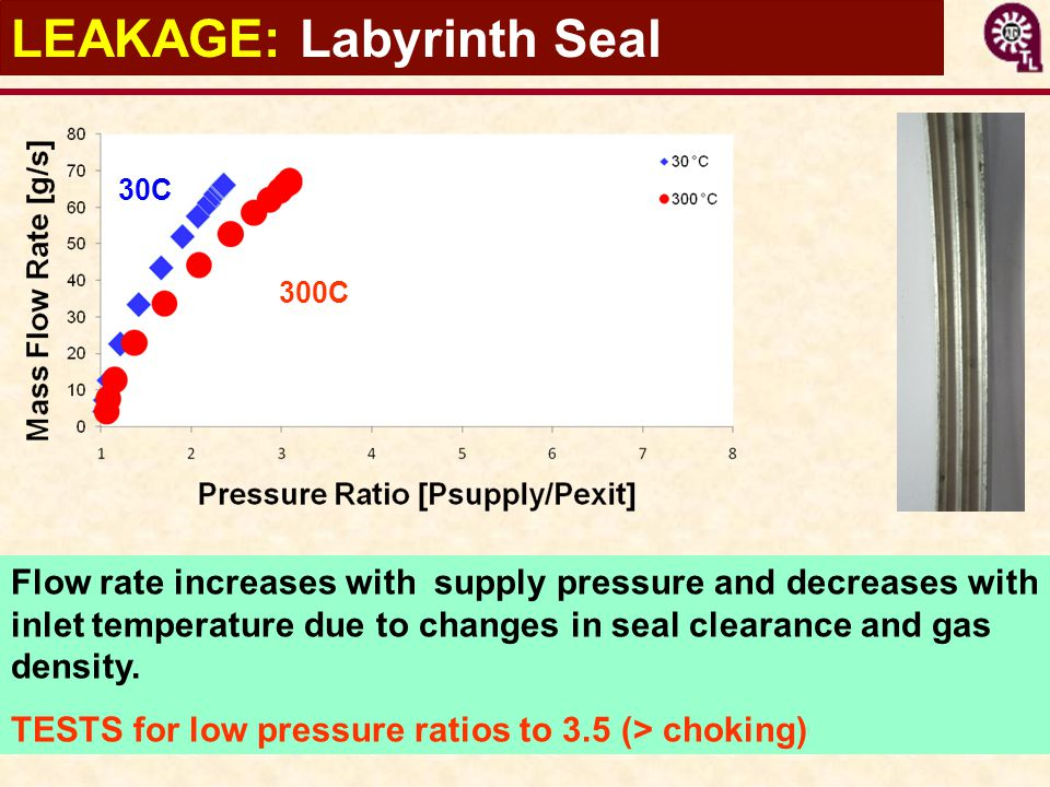 LEAKAGE: Labyrinth Seal
