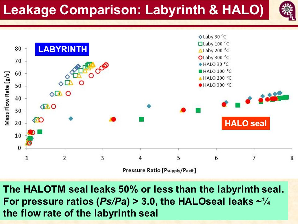 Leakage Comparison: Labyrinth & HALO)
