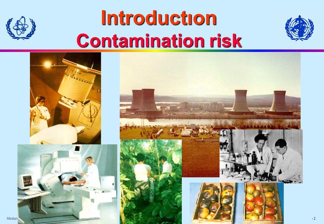 Introductıon Contamination risk