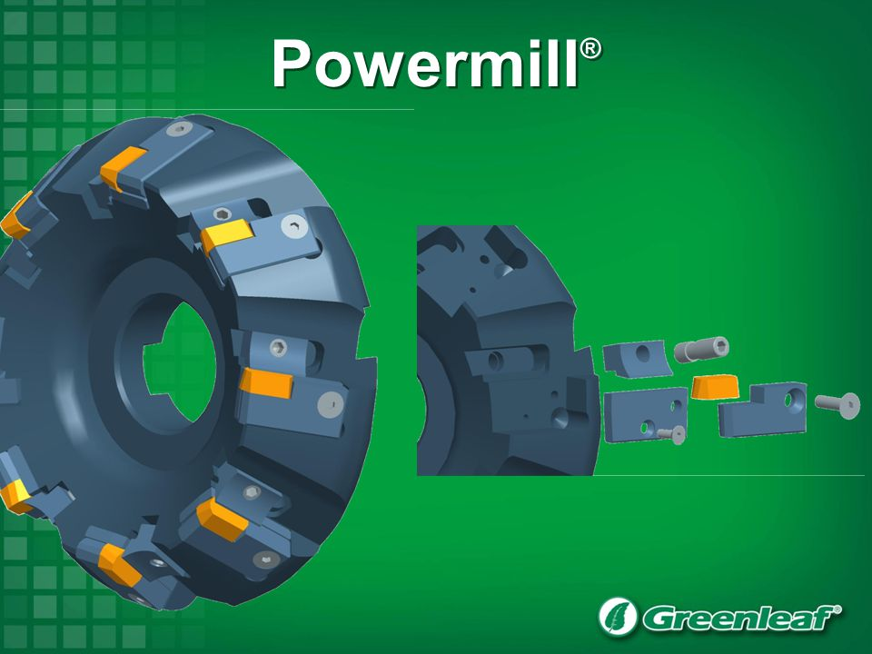 Powermill® 38