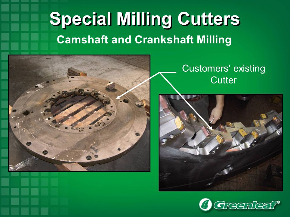 Special Milling Cutters