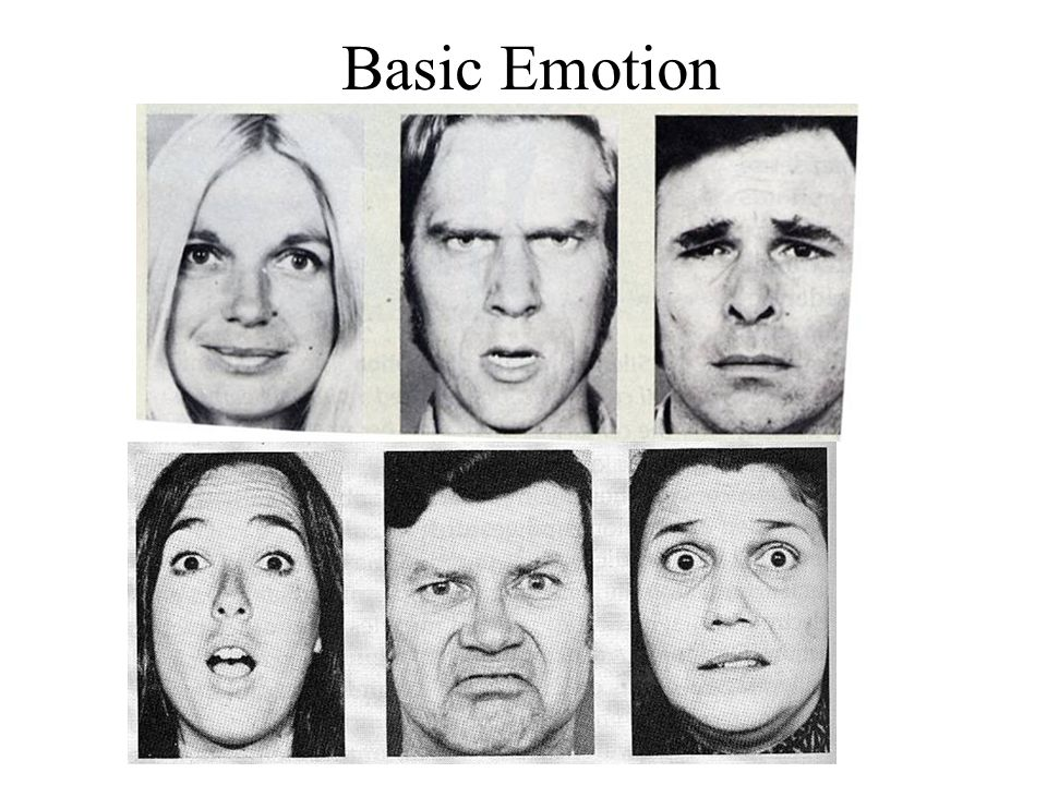 Basic Emotion