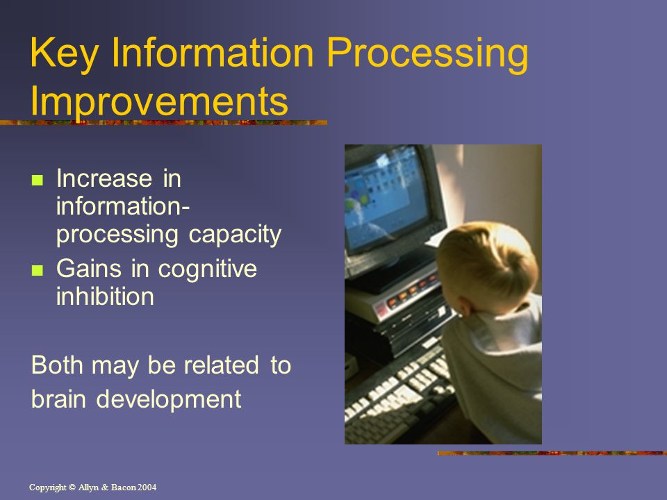 Key Information Processing Improvements