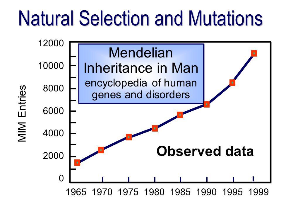 Natural Selection and Mutations