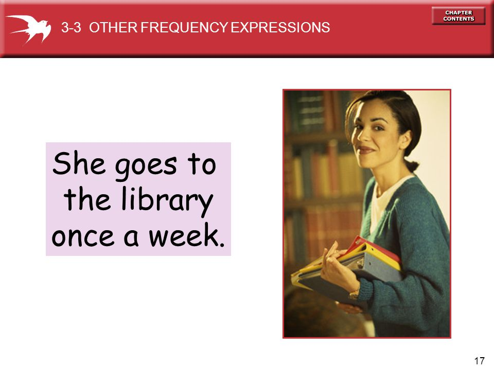 3-3 OTHER FREQUENCY EXPRESSIONS
